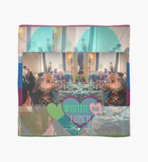 Women Who Lunch Scarf