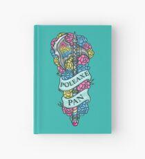 POLEAXE PAN Hardcover Journal