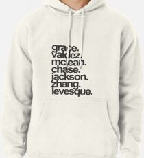 Heroes of Olympus Seven of the Prophecy Pullover Hoodie