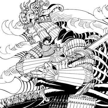 Tsunami Samurai by Blackjesus33