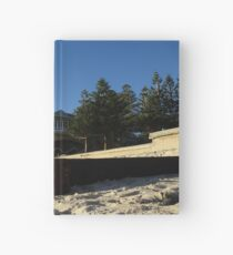 Cottesloe Beach  Hardcover Journal