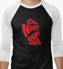 Sweet Nancy - Red Men's Baseball ¾ T-Shirt