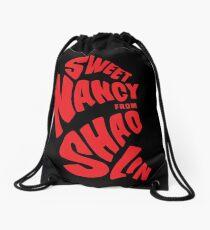 Sweet Nancy - Red Drawstring Bag