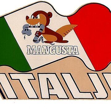 VINTAGE ITALJET SHIRT by cseely