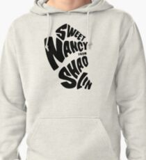 Sweet Nancy - Black Pullover Hoodie