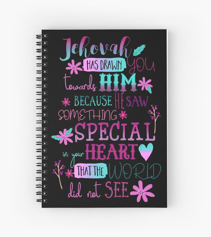 «Jehová te ha atraído hacia él» de JW ARTS & CRAFTS
