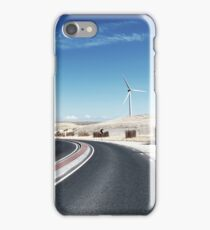 seashore south of Rotterdam iPhone Case/Skin