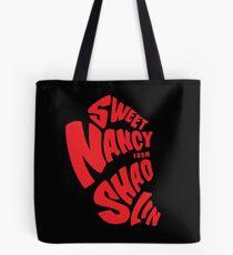 Sweet Nancy - Red Tote Bag