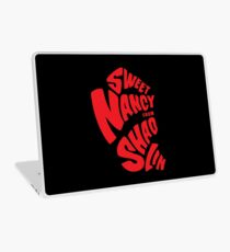 Sweet Nancy - Red Laptop Skin