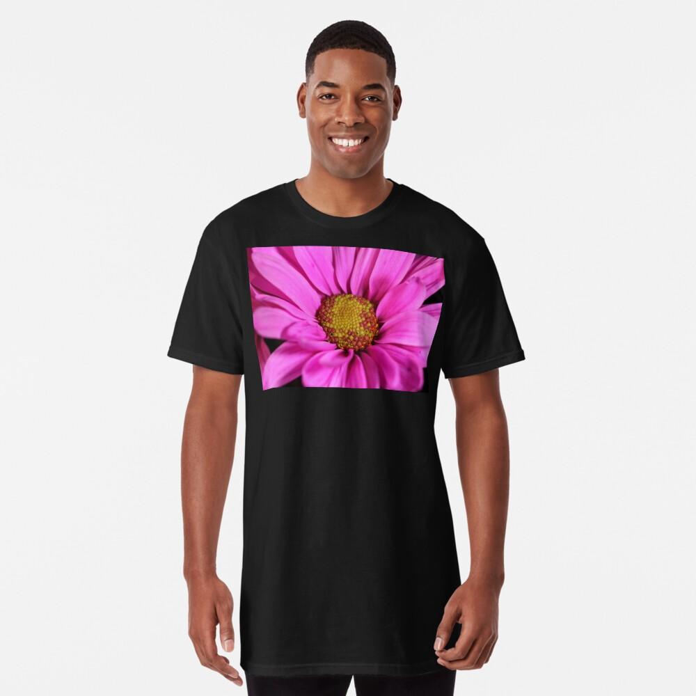 Schön in pink Longshirt