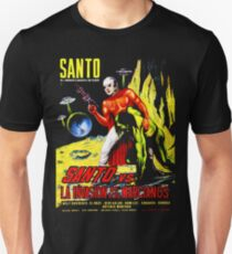Santo vs. The Invasion of the Martians! '67 T-Shirt