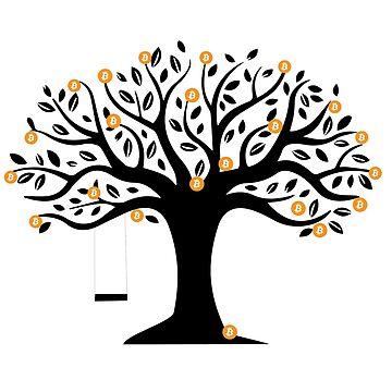Bitcoin money Tree by darkydoors