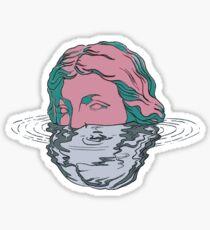 L O S T Sticker