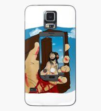 Selfie Stick Case/Skin for Samsung Galaxy