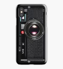 LEICA M9 Black iPhone Case