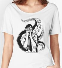 Horror Kraken Women's Relaxed Fit T-Shirt
