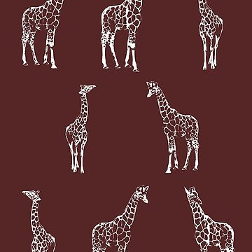 Giraffe Design by Lobster14