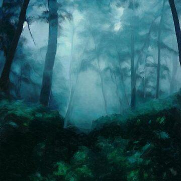 Forest Primeval by artforsoul