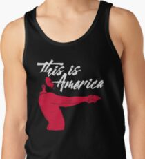 This is America!  Tank Top