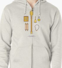 The Cleric Zipped Hoodie