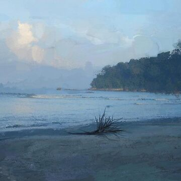 Seashore Morning by artforsoul
