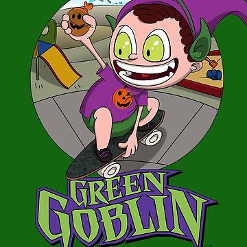 Green Goblin by Joshessel