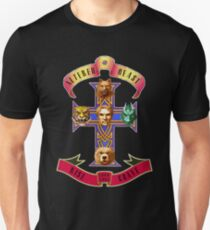 Altered Beast - Rise From Your Grave Album Inspired Unisex T-Shirt