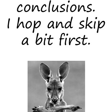 Kangaroo Conclusions by procrest