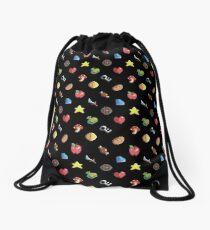 Sweet 16bit Drawstring Bag