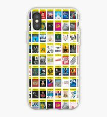 Playbill Seasion Poster iPhone Case