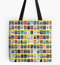 Playbill Seasion Poster Tote Bag