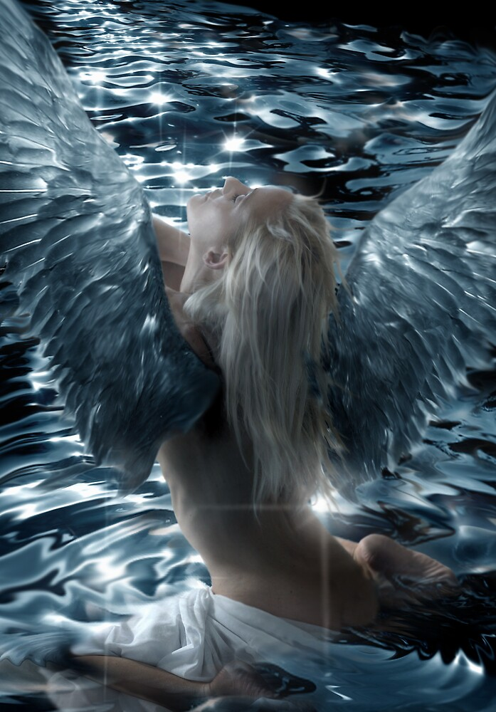 Blue Dream by Cliff Vestergaard