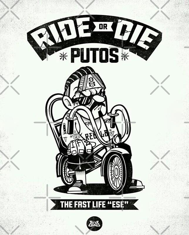 Ride Or Die Ese By Leen12