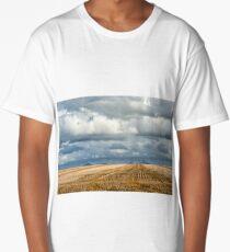 Wide Open Long T-Shirt