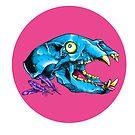 Bear Bones Logo by Squishysquid