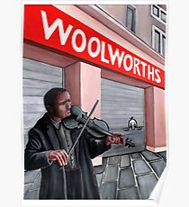The Woolworths Lament Poster