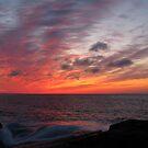 Sunrise at Doran's Point by OldBirch