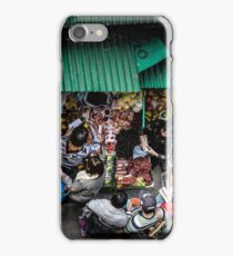 Street Vendors iPhone Case/Skin