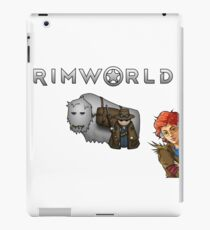 A great game. iPad Case/Skin