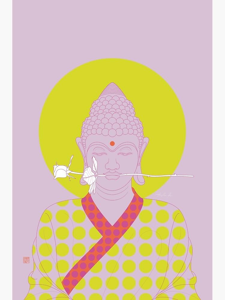 Buddha : Make Love! (PopArtVersion) by Thoth-Adan