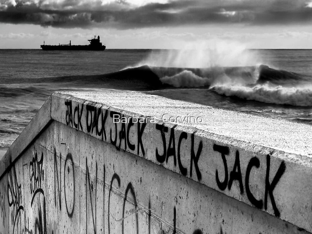 Jack Jack Jack by Barbara  Corvino