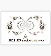 El Duderino Sticker
