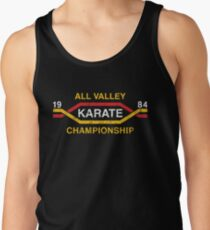 The Karate Kid - All Valley Championship distressed Variant 2 Tank Top