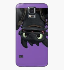 Upside Down Toothless Case/Skin for Samsung Galaxy