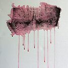 «Más fuerte - ROJO» de Krzyzanowski Art