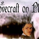 H.P. Lovecraft on Pluto by EyeMagined