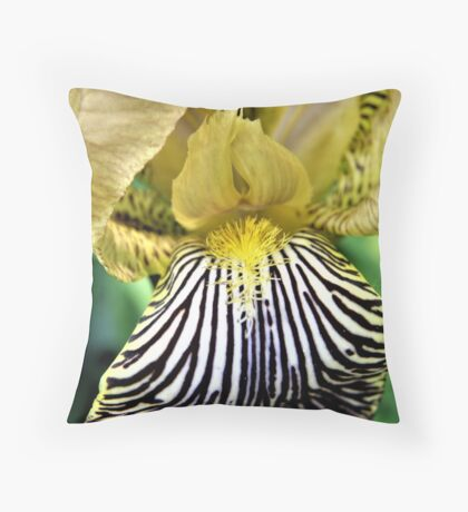 In Costume Throw Pillow