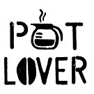 Pot Lover BLK by GoodPotGoodLife
