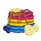 Pan-Cake by BriPi
