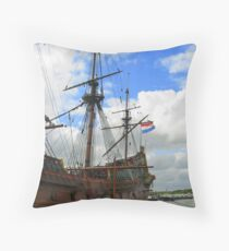 The Batavia Throw Pillow
